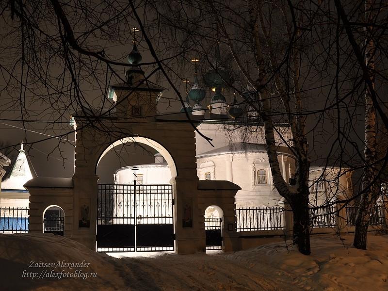 Спасо-Преображенская церковь