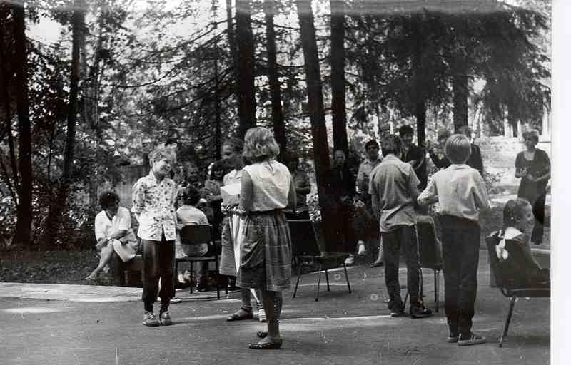 Старые фотографии из этого лагеря