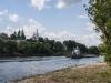 Москва река в Коломне