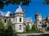 Храповицкий замок в селе Муромцево