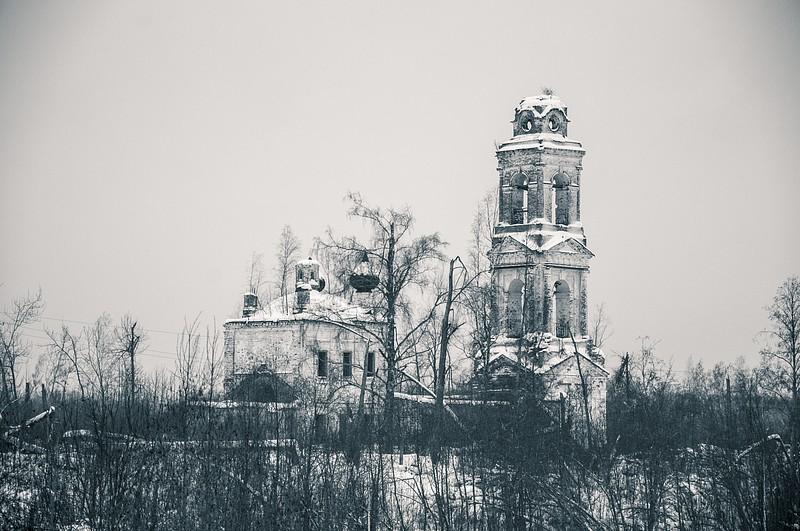 Судиславль, Островское, церкви, костромская область, заброшенные церкви, усадьба бредихина, бредихин, заволжск, саврасов, грачи прилетели