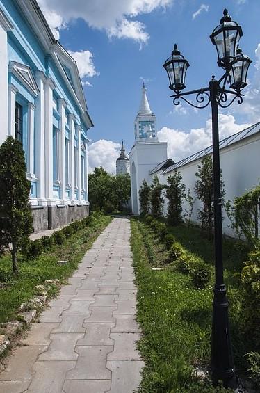 Бобренев Богородице-Рождественский монастырь, церковь, Дмитрий Донской, коломна, Куликовская битва, церковь, монахи