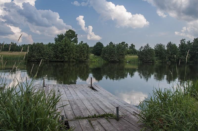 Лето, вода, солнце - как мне это все нравится!))