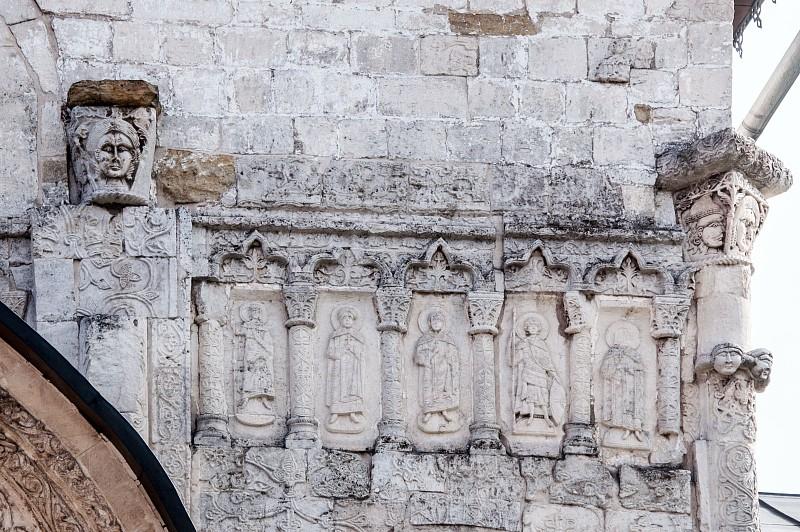 Георгиевская церковь, Юрьев-Польский, Юрий Долгорукий, Голицын, Георгиевский собор, церковь, храм, Михайло-Архангельский монастырь,