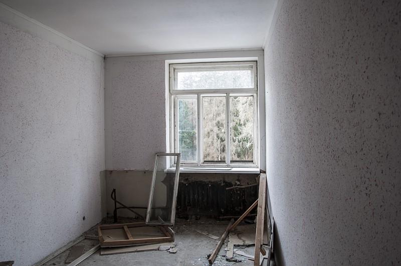 Заброшенный санаторий им. В. П. Чкалова