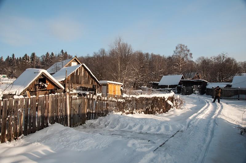 Деревня Мураново