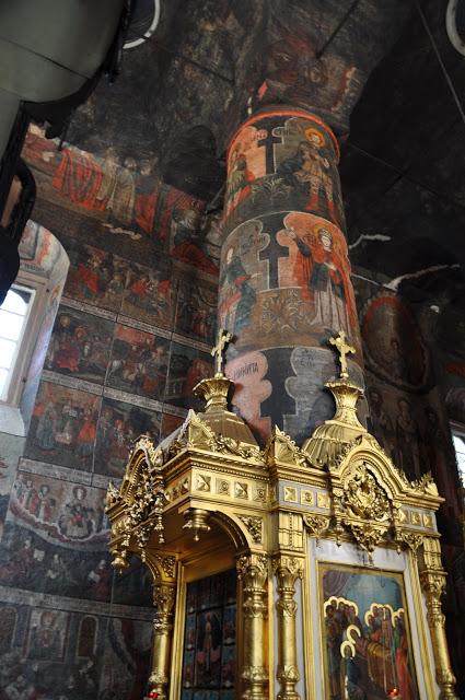 Введенский кафедральный собор. Город Чебоксары