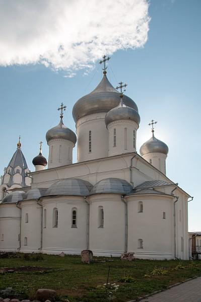 Никитский мужской монастырь. Собор Никиты мученика.