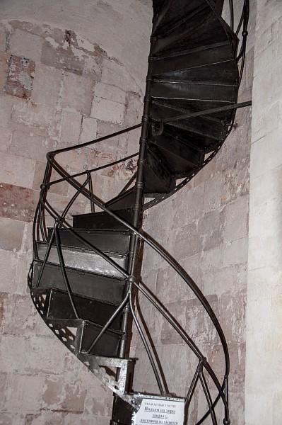 Спасо-Преображенский собор. Лестница в хоры