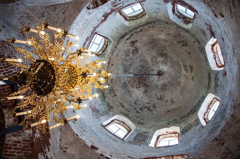 Храм Успенья Пресвятой Богородицы