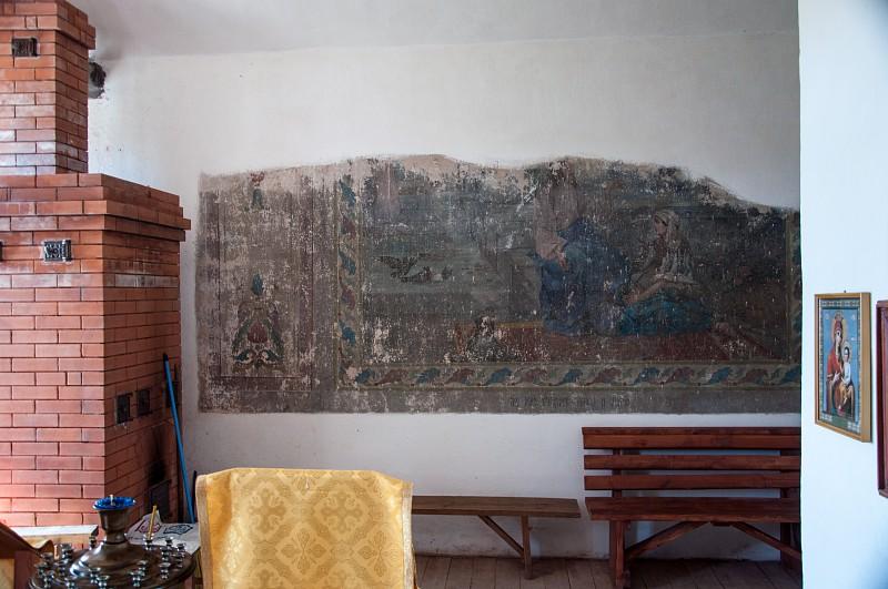 с. Лучинское. Церковь Николая Чудотворца