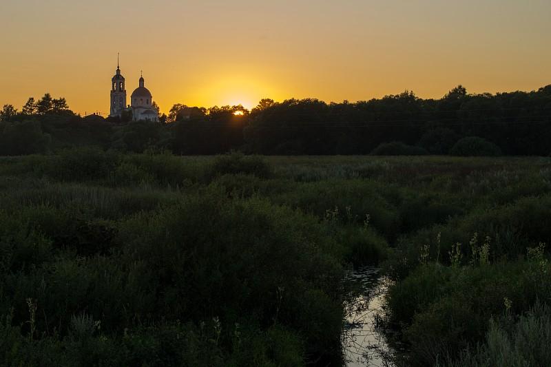 Поездка по церквям в Ярославской области.
