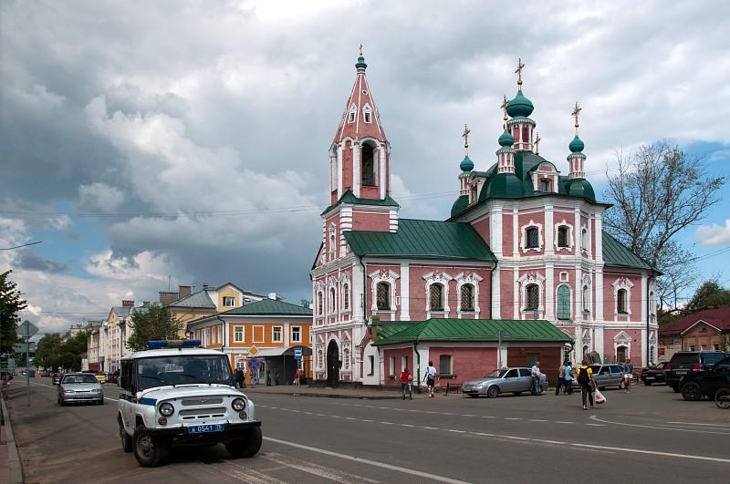 Церковь Симеона Столпника. 1771