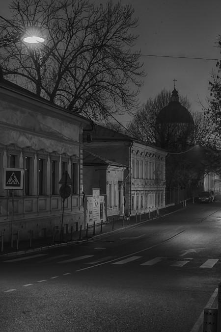 Москва, Хохловский переулок
