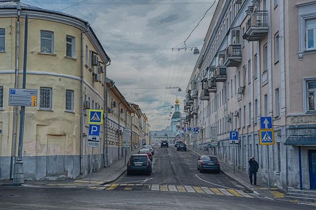 Хитровка. Петропавловский переулок