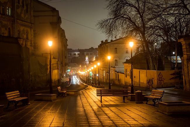 Москва, ул. Забелина