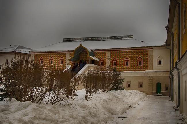 Свято-Троицкий Ипатьевский мужской монастырь. Палаты Романовых.