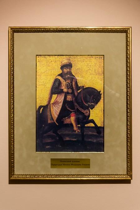 Неизвестный художник. Портрет Михаила Федоровича Романова