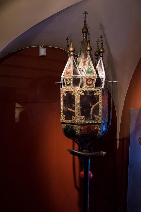 Большой выносной фонарь. Нач. XVII века.