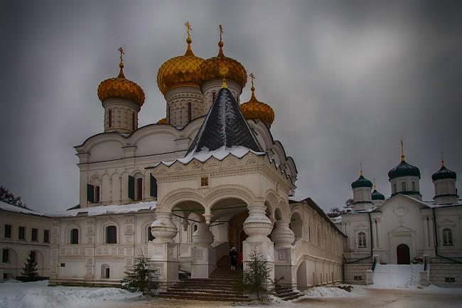 Свято-Троицкий Ипатьевский мужской монастырь. Троицкий собор.