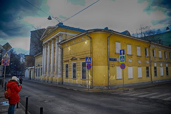 Городская усадьба Головиных (1877 г.)