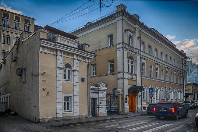Городская усадьба А. Ф. Елировой