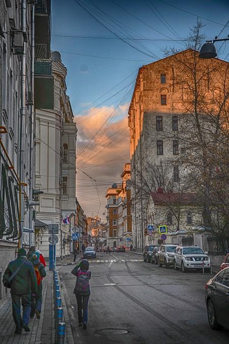 Милютинский переулок