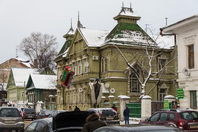 Дом купца Сапожникова