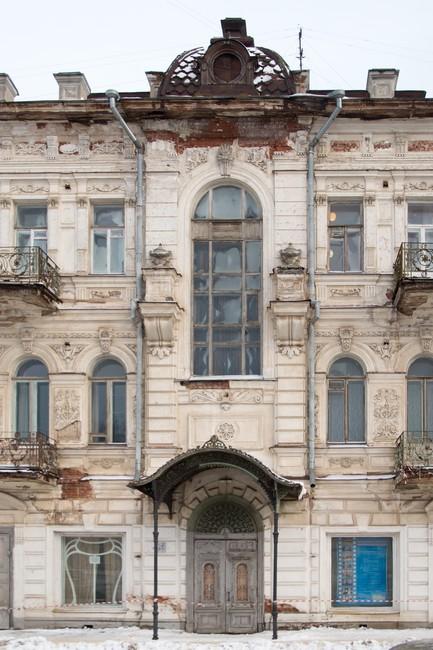 Доходный дом Третьякова