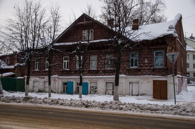Дом И.Г. Каменцева, втор. пол. XIX в.