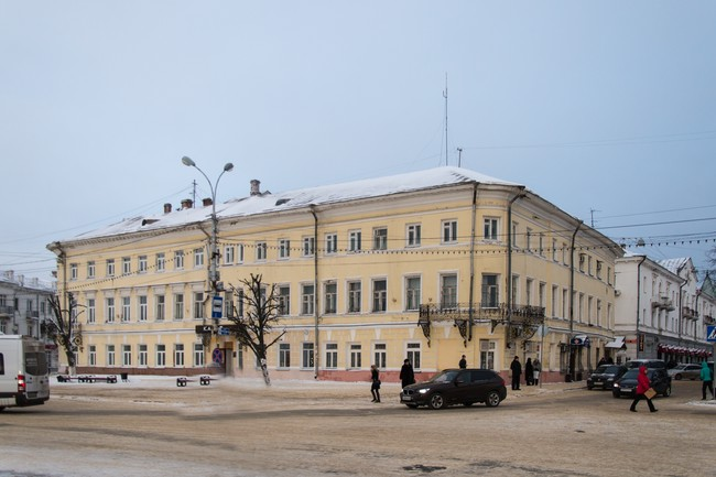 Дом Рогаткина и Ботникова