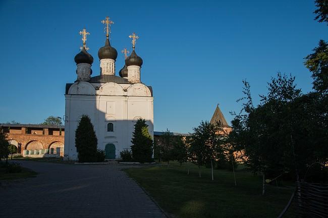 Собор св. Николая в Зарайском кремле
