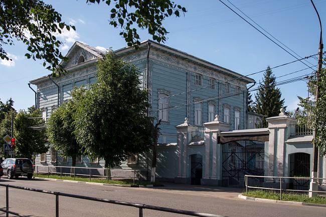Дом писателя и революционера Григория Мачтета