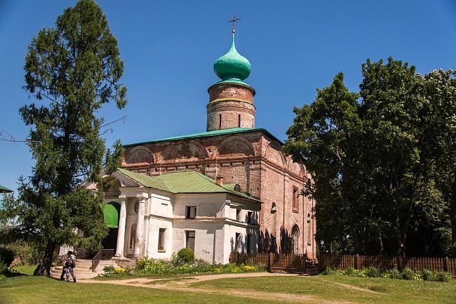 Борисоглебский монастырь. Собор Бориса и Глеба.