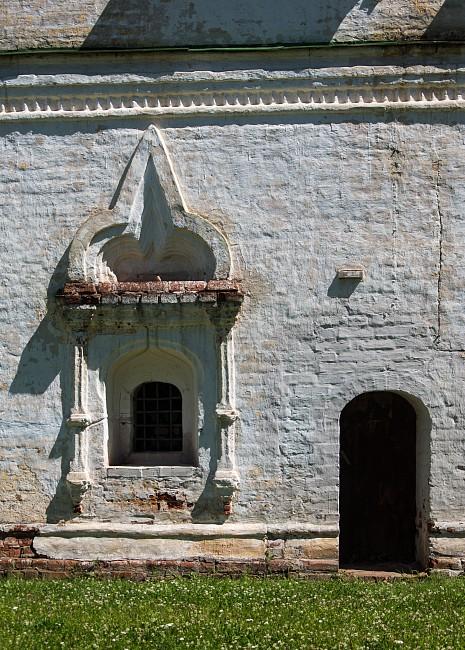 Борисоглебский монастырь. Звонница