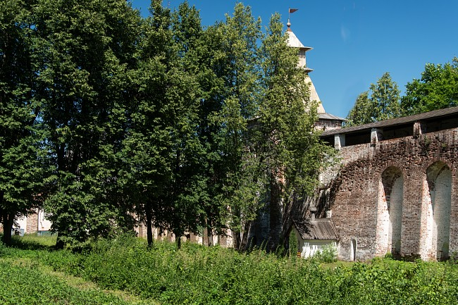 Борисоглебский монастырь. Келья