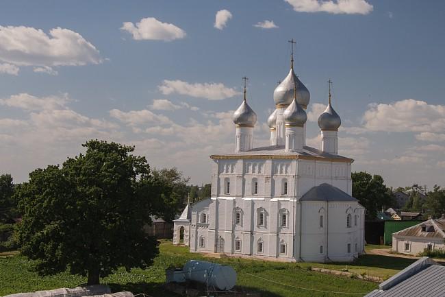 Успенский собор в Спасском монастыре