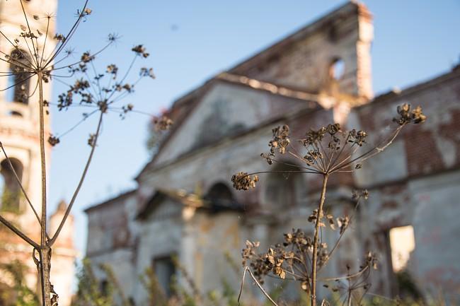 церковь Никиты Великомученика. 1779 год