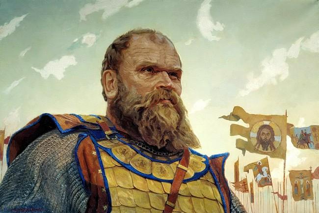 МАТОРИН Виктор -Герой Куликовской битвы. Боброк Волынский