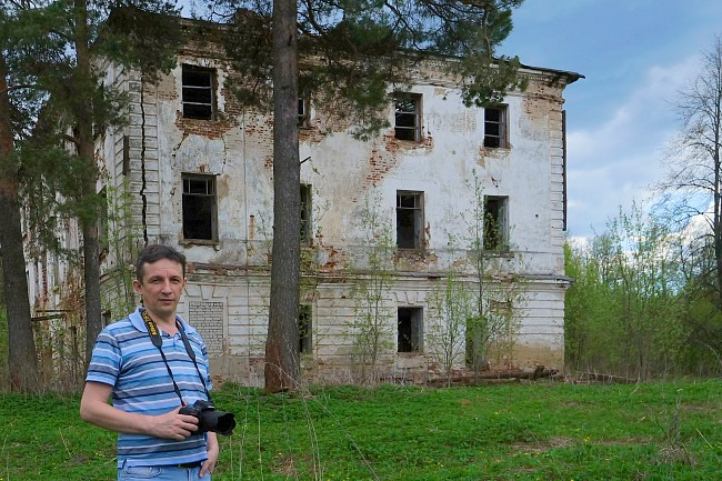 Усадьба Воронцовых в Батыево. Всегда с Вами Александр Зайцев