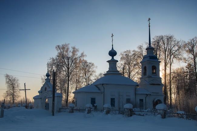 Солигалич. Церковь Петра и Павла. (1815 г.)