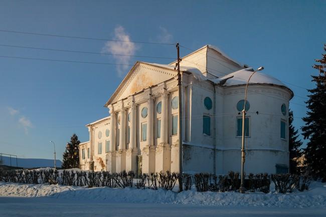Солигалич. Церковь Воздвижения Креста Господня (Бориса и Глеба). (Между 1809 и 1816 г.г.)