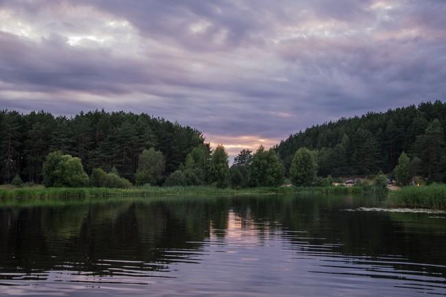 река Мерешка
