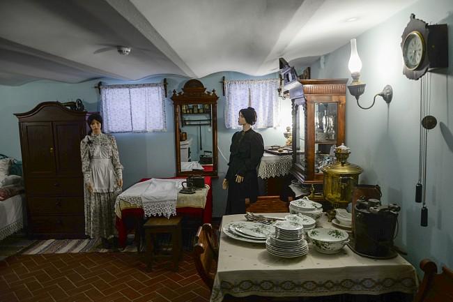 Дом помещицы Лидии Кашиной.