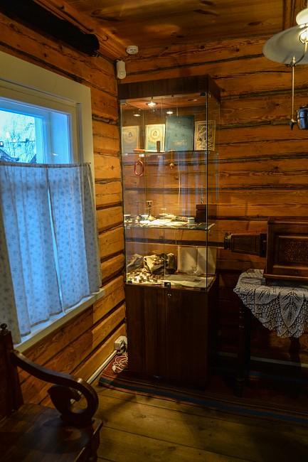 Дом священника Ивана Смирнова