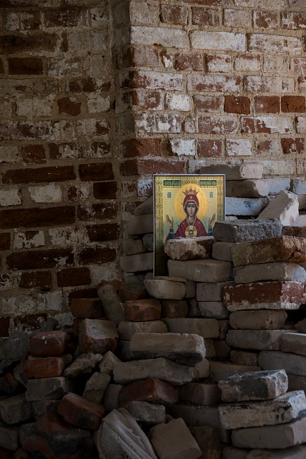 село Пархачево. Церковь Успения Пресвятой Богородицы