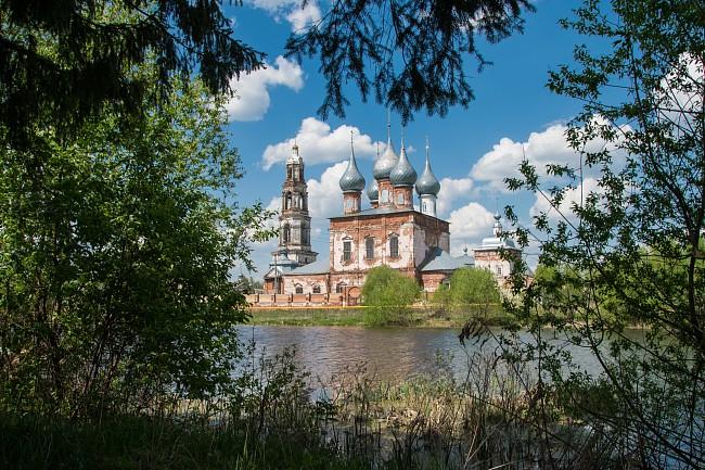 село Васильевское.