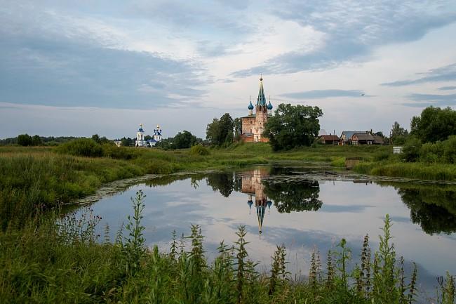 село Дунилово. Собор Благовещения Пресвятой Богородицы.
